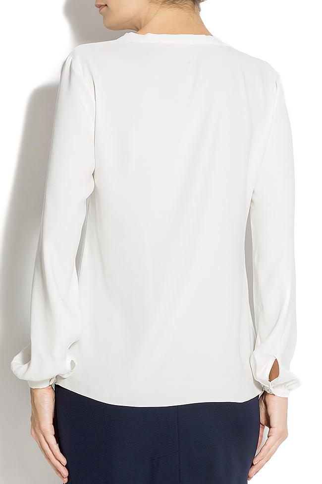 Bluza  din jerse  Lena Criveanu imagine 2