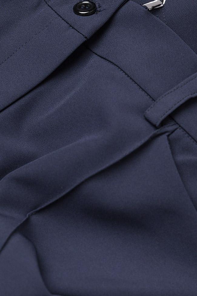 stretch jersey-blend straight-leg pants Lena Criveanu image 3