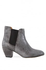 Zenon Leather ankle boots