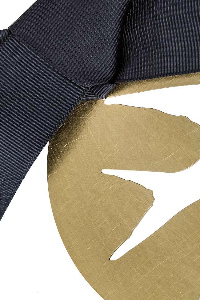 FREE gold-tone brooch Bon Bijou image 1