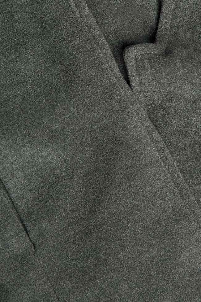 Sacou din lana Reprobable imagine 3