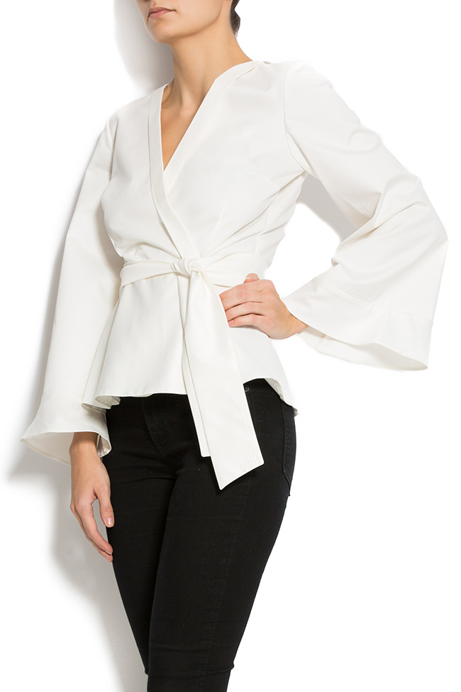 Satin-cotton shirt Naiv Clothing image 1