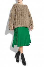 Ioana Ciolacu Hand-knitted sweater