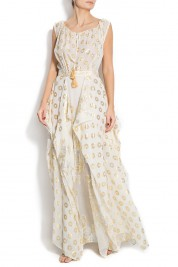 Elena Perseil MARIA silk gown