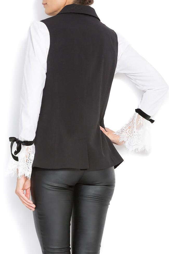Marion crepe vest Shakara image 2