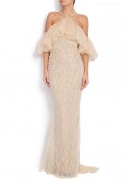 Simona Semen NATALEE lace gown