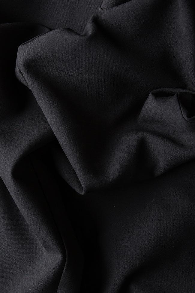 Pantaloni din crep cu buzunare INGRID Pulse imagine 3