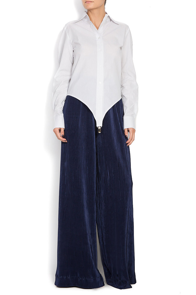 Body type cotton shirt Cloche image 0