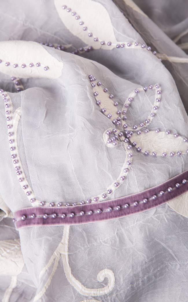 Printed cotton dress Azzara by Mirela Pellegrini image 3