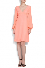 Dorin Negrau Crepe mini dress LOV
