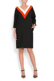 Claudia Castrase Kari cotton-blend mini dress