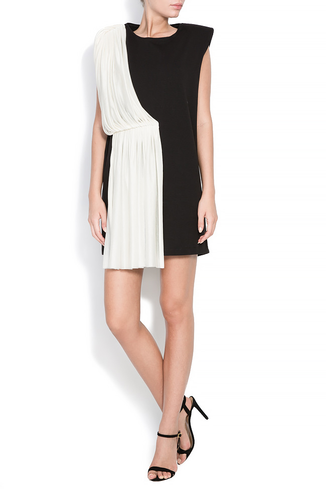 Sporty Rossy cotton dress Manuri image 0