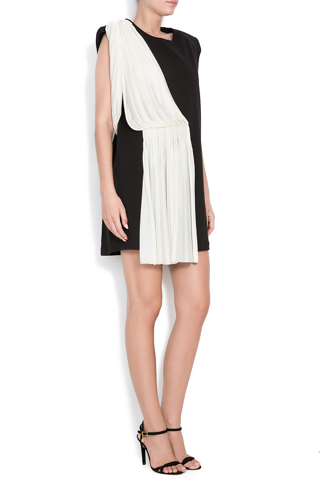 Sporty Rossy cotton dress Manuri image 1