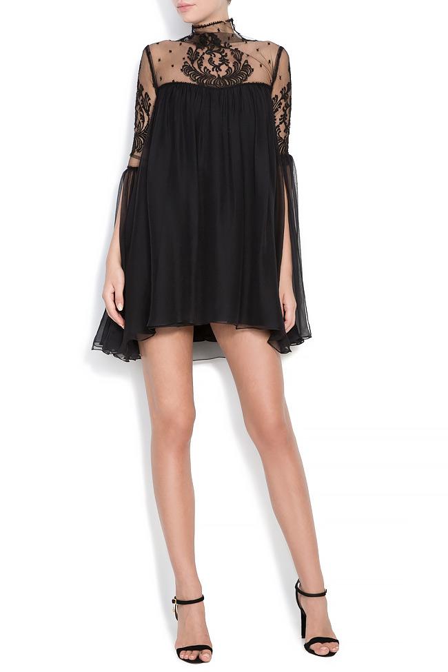 Cali silk dress Manuri image 0