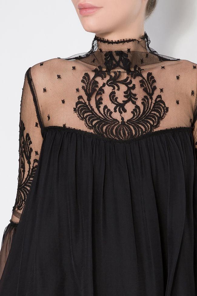 Cali silk dress Manuri image 3