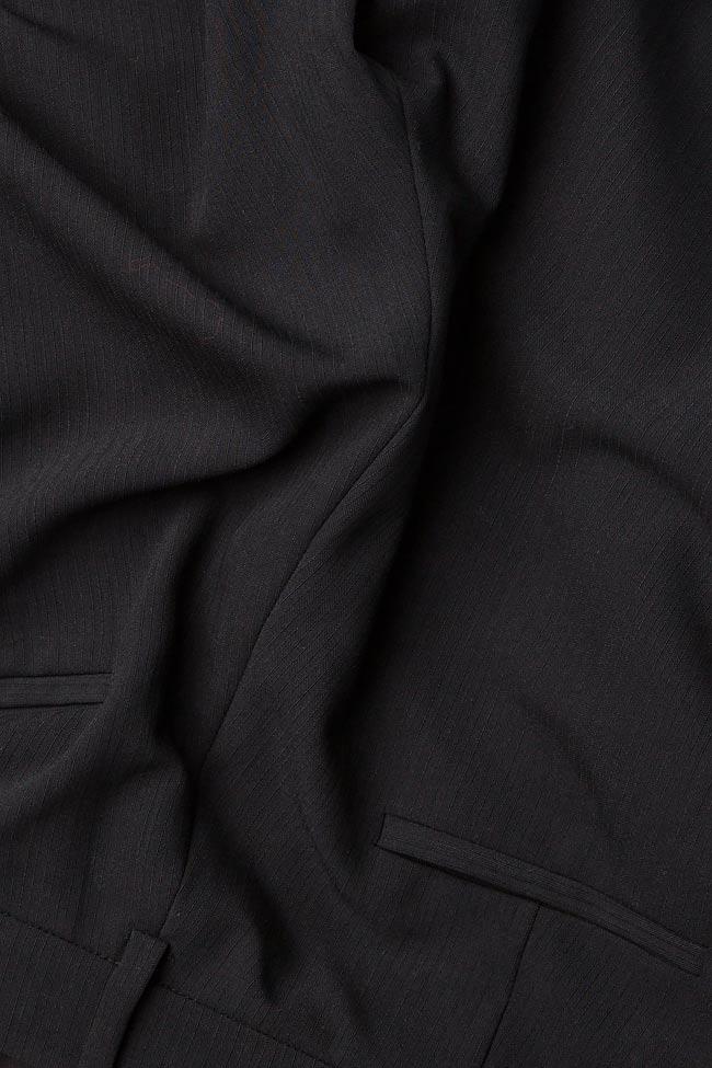 Pantaloni din crep Lova Shakara imagine 5