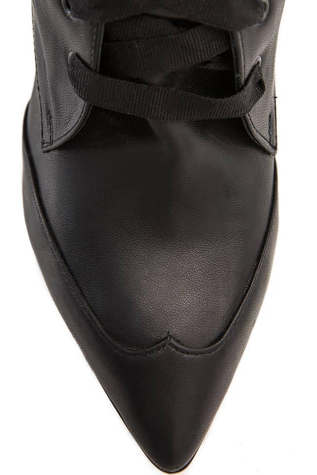 Leather boots Ana Kaloni image 3