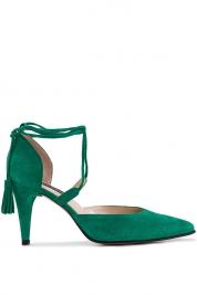 Cristina Maxim Pantofi din piele intoarsa Annis