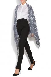 Arona Carelli Printed cashmere scarf