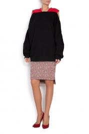 Ioana Ciolacu Chione cotton-blend swetshirt