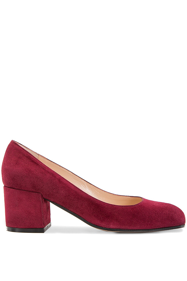 Suede pumps Ginissima image 0
