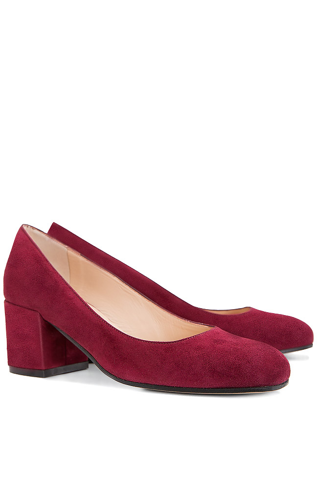 Suede pumps Ginissima image 1