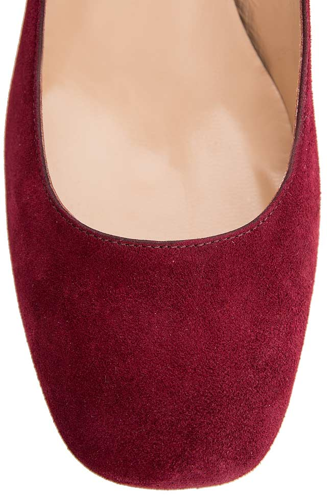 Suede pumps Ginissima image 3