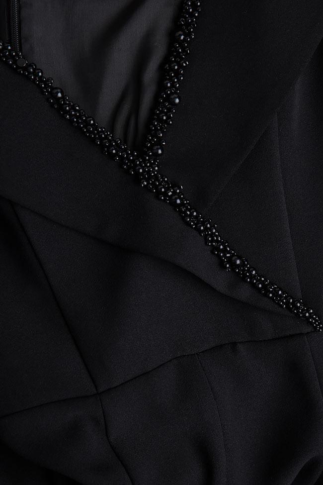 Embellished crepe jumpsuit M Marquise image 4
