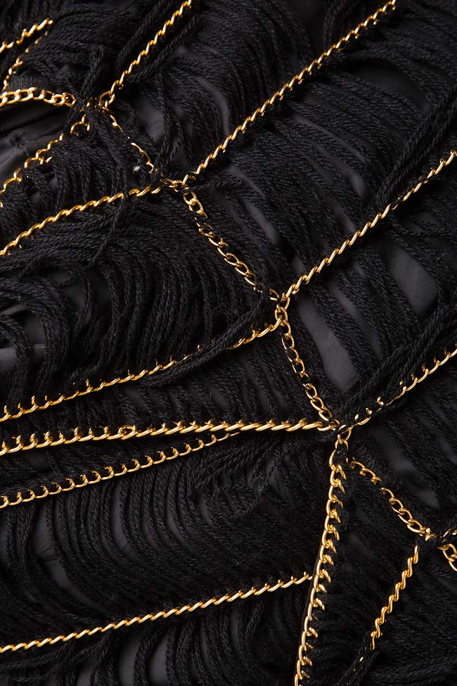 Wool jumpsuit Alexandru Raicu image 4