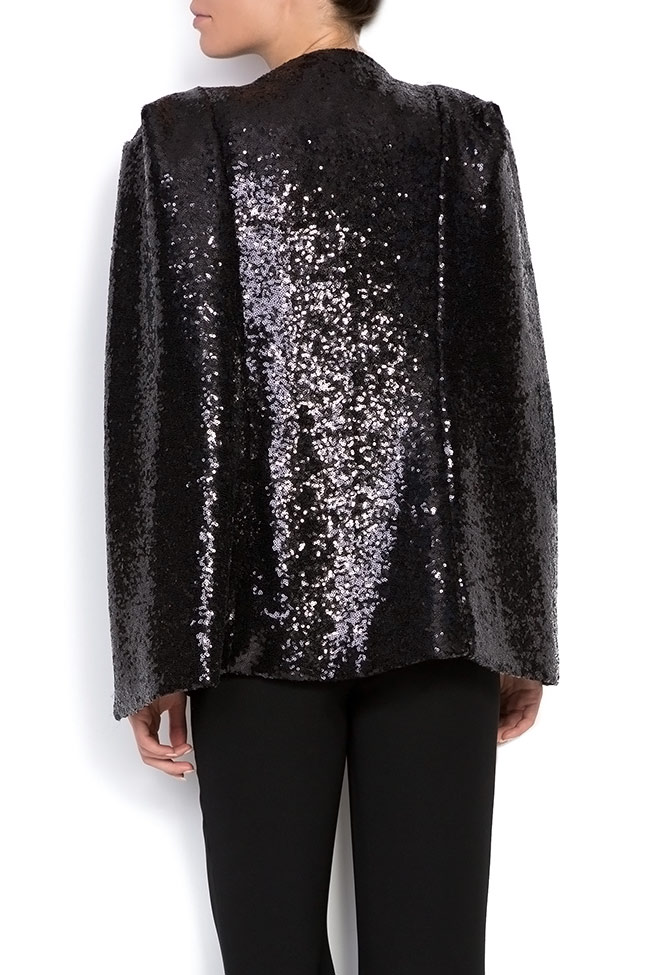 Sequined cape  Hard Coeur image 2