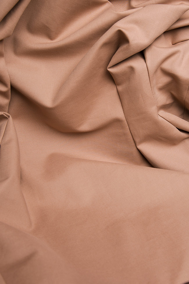 Rochie din amestec de bumbac Undress imagine 4