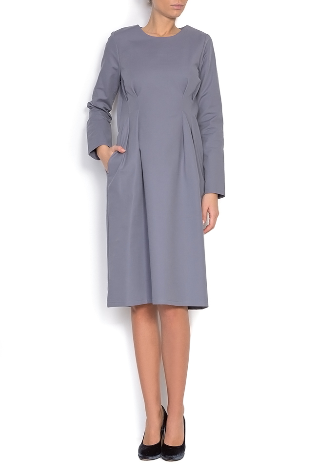 Rochie din bumbac elastic  Undress imagine 0