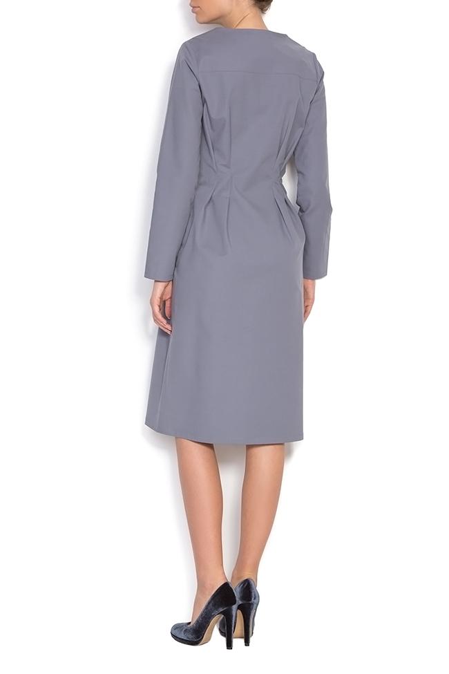 Rochie din bumbac elastic  Undress imagine 2