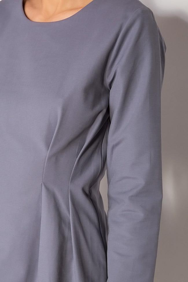 Rochie din bumbac elastic  Undress imagine 3