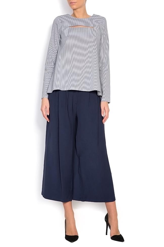 Bluza din amestec de bumbac  Undress imagine 0