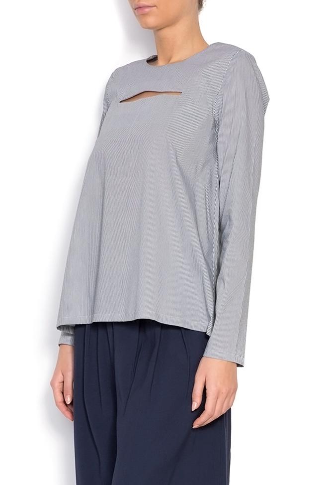 Bluza din amestec de bumbac  Undress imagine 1