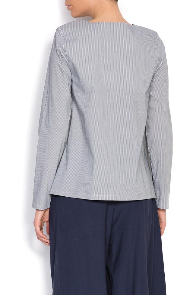 Bluza din amestec de bumbac  Undress imagine 2