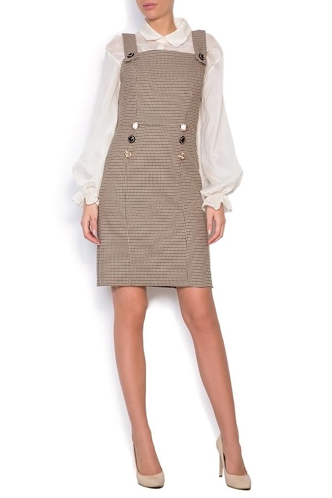 Karen checked tweed mini dress Pulse  image 0
