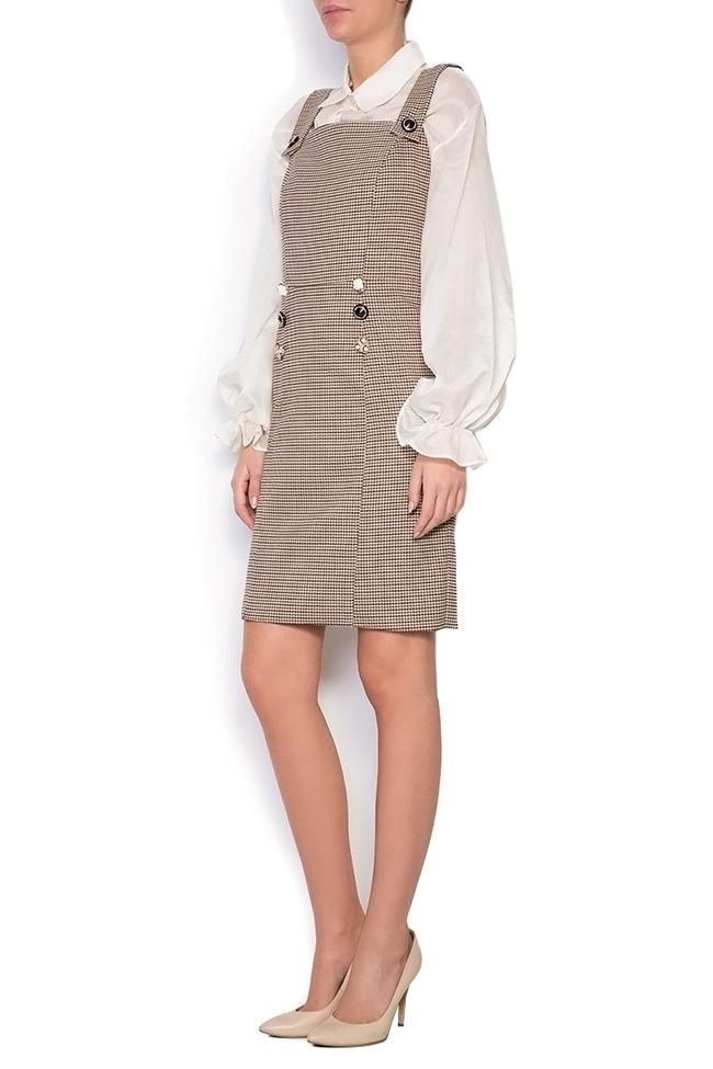 Karen checked tweed mini dress Pulse  image 1