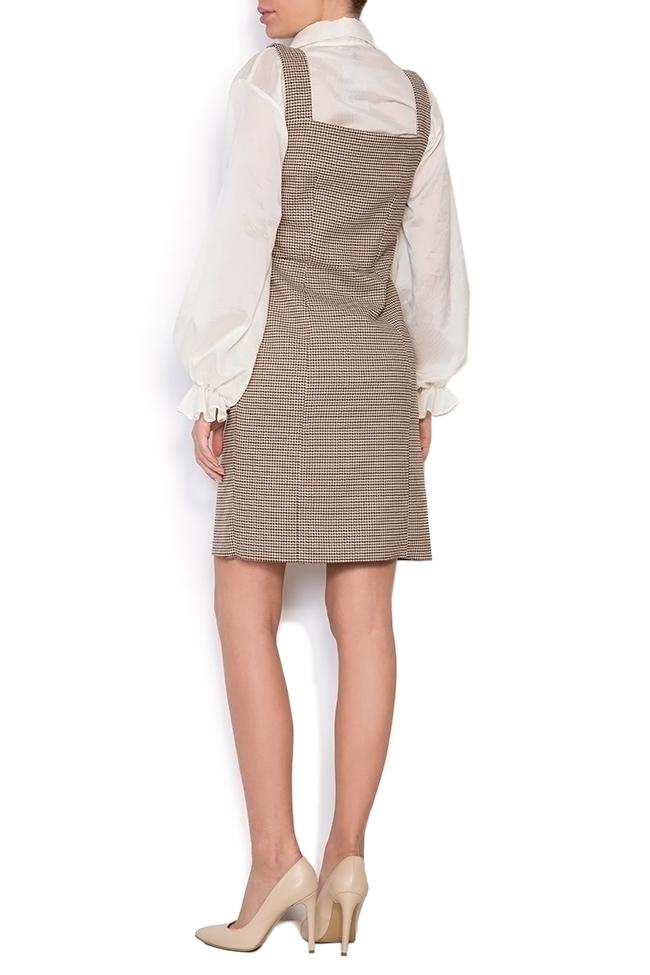 Karen checked tweed mini dress Pulse  image 2
