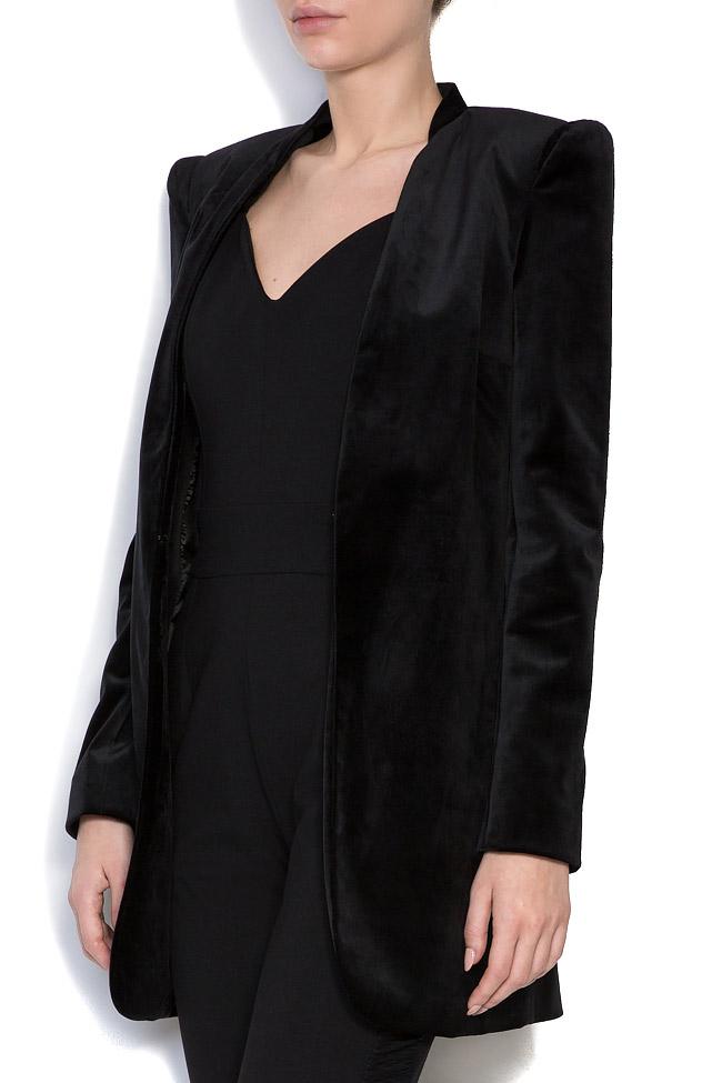 Velvet blazer Bluzat image 1