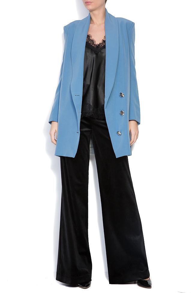 Oversized cotton-blend blazer Bluzat image 1