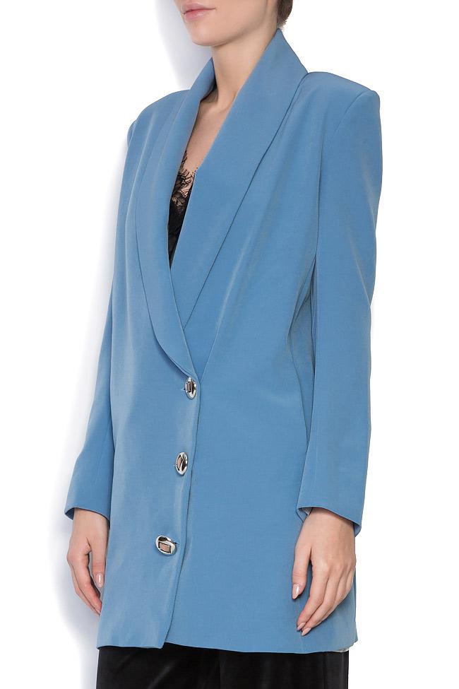 Oversized cotton-blend blazer Bluzat image 2