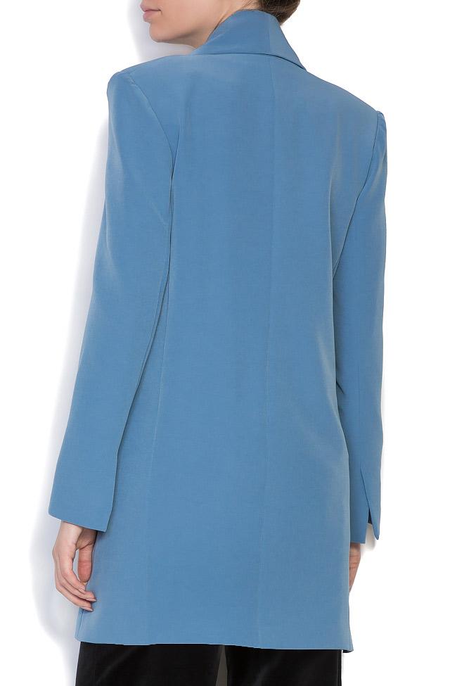 Oversized cotton-blend blazer Bluzat image 3