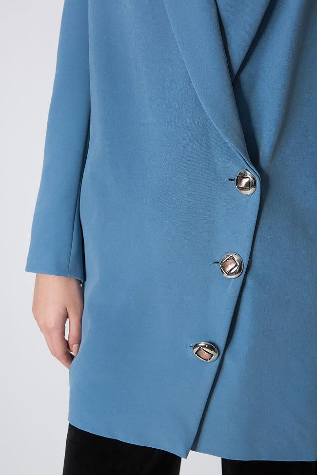 Oversized cotton-blend blazer Bluzat image 4