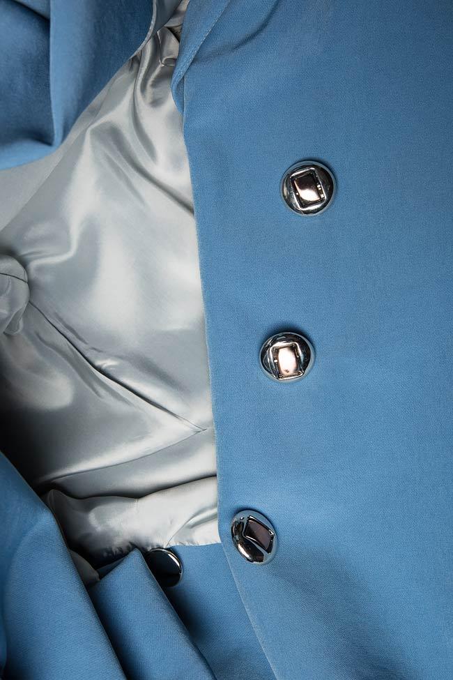 Oversized cotton-blend blazer Bluzat image 5