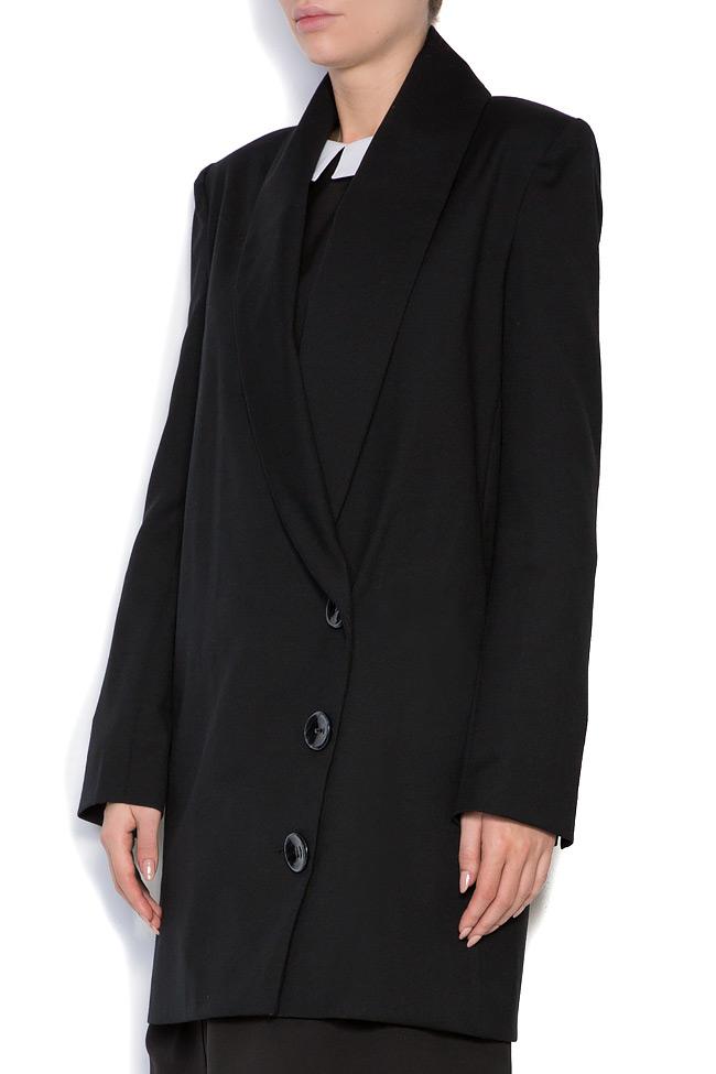 Wool-blend oversized blazer Bluzat image 1