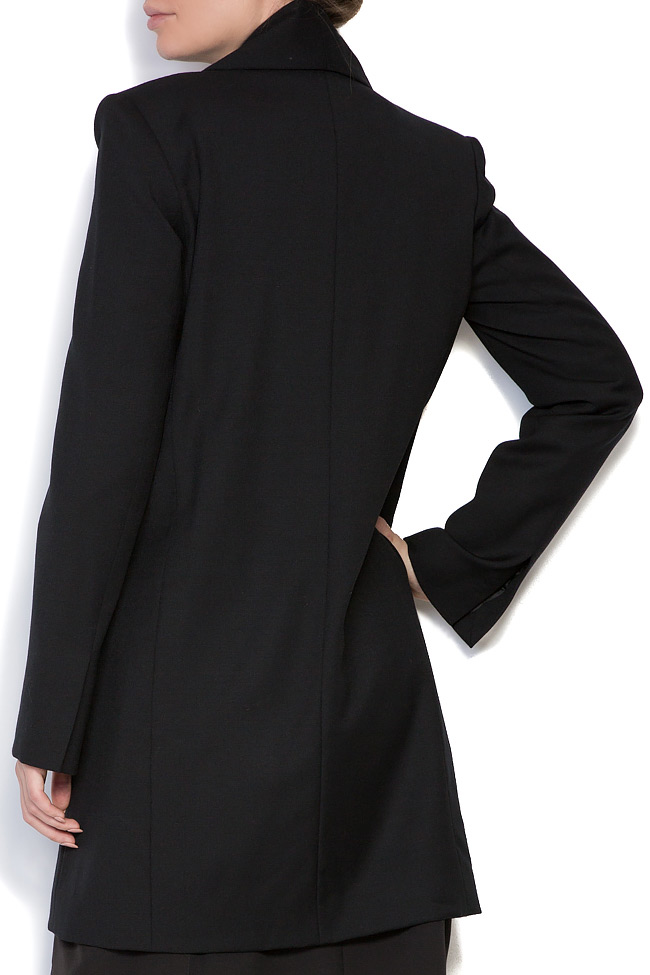 Wool-blend oversized blazer Bluzat image 2