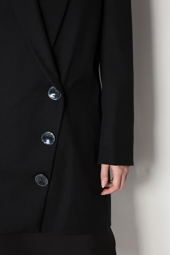 Wool-blend oversized blazer Bluzat image 3