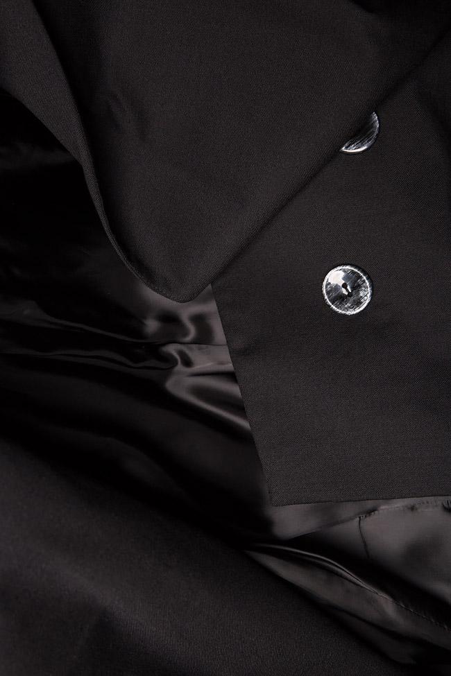 Wool-blend oversized blazer Bluzat image 4